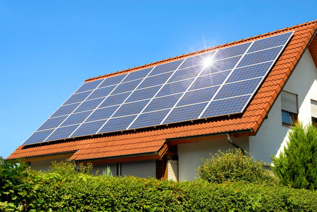 bigstock-Solar-Panel-On-A-Red-Roof-14532428-1024x685